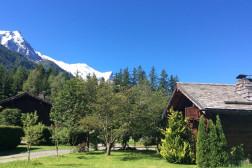 Location vacances Chamonix Mont Blanc - Chalet - 3 personnes - 2 pièces - 1 chambre - Photo N°1