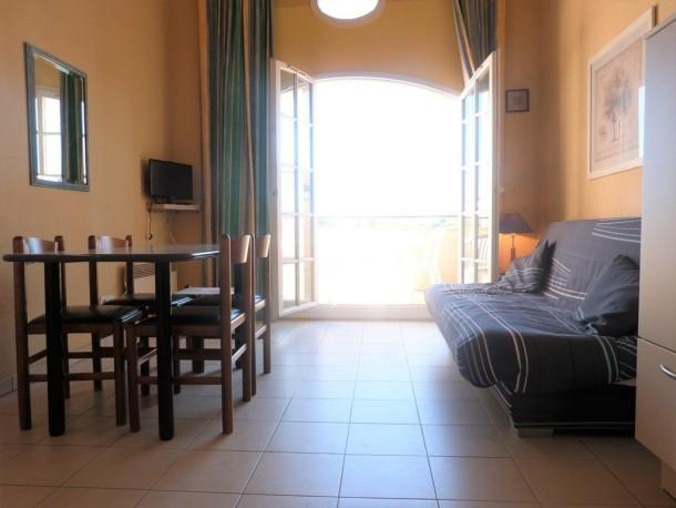 Holiday apartment T2 cabine duplex pour 7 personnes résidence avec piscine face à la mer (2301742), Gassin, Côte d'Azur, Provence - Alps - Côte d'Azur, France, picture 6