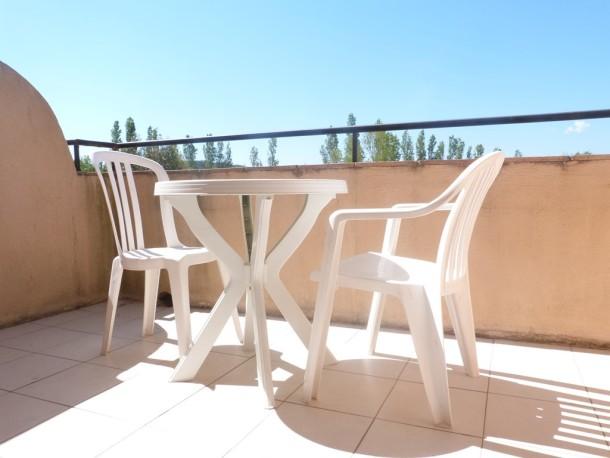 Holiday apartment T2 cabine duplex pour 7 personnes résidence avec piscine face à la mer (2301742), Gassin, Côte d'Azur, Provence - Alps - Côte d'Azur, France, picture 13