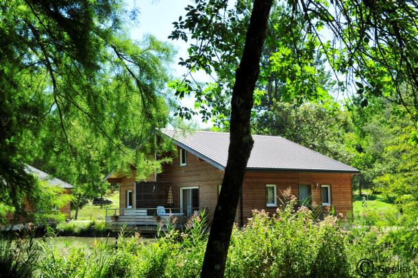 Ferienwohnung Les Cottages du Lac (2251743), Coly, Dordogne-Périgord, Aquitanien, Frankreich, Bild 2