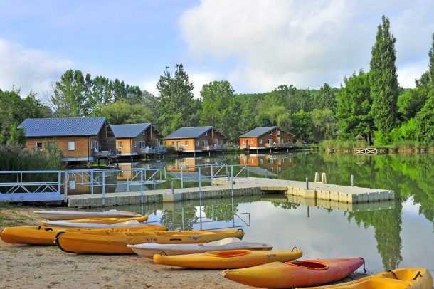 Ferienwohnung Les Cottages du Lac (2251743), Coly, Dordogne-Périgord, Aquitanien, Frankreich, Bild 3