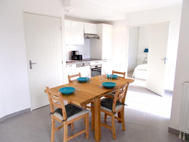 Holiday apartment Villa Agatte, Apt 2 Chambre avec Balcon et Parking (2288159), Dinard, Ille-et-Vilaine, Brittany, France, picture 2