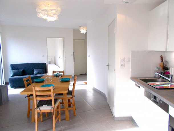 Holiday apartment Villa Agatte, Apt 2 Chambre avec Balcon et Parking (2288159), Dinard, Ille-et-Vilaine, Brittany, France, picture 4