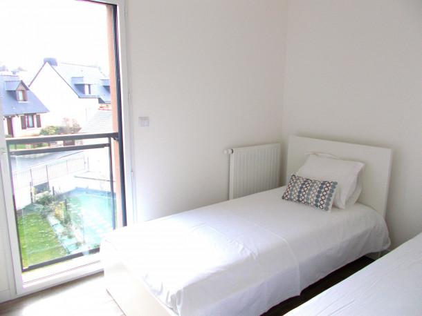 Holiday apartment Villa Agatte, Apt 2 Chambre avec Balcon et Parking (2288159), Dinard, Ille-et-Vilaine, Brittany, France, picture 5