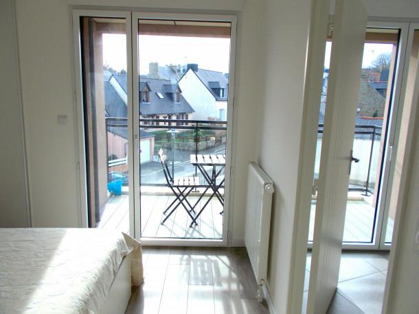 Holiday apartment Villa Agatte, Apt 2 Chambre avec Balcon et Parking (2288159), Dinard, Ille-et-Vilaine, Brittany, France, picture 7