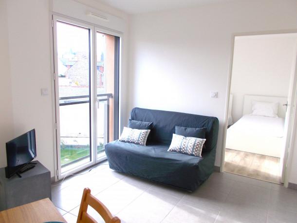 Holiday apartment Villa Agatte, Apt 2 Chambre avec Balcon et Parking (2288159), Dinard, Ille-et-Vilaine, Brittany, France, picture 11