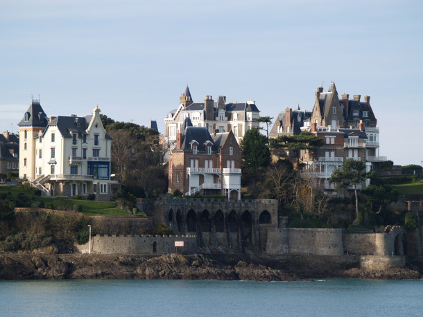 Holiday apartment Villa Agatte, Apt 2 Chambre avec Balcon et Parking (2288159), Dinard, Ille-et-Vilaine, Brittany, France, picture 21