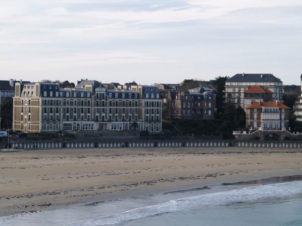 Holiday apartment Villa Agatte, Apt 2 Chambre avec Balcon et Parking (2288159), Dinard, Ille-et-Vilaine, Brittany, France, picture 22