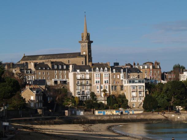 Holiday apartment Villa Agatte, Apt 2 Chambre avec Balcon et Parking (2288159), Dinard, Ille-et-Vilaine, Brittany, France, picture 24