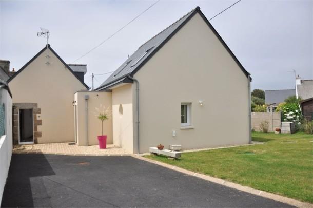 Ferienhaus Belle maison avec jardin clos proche plage à l'ILE GRANDE (2293912), Pleumeur Bodou, Côtes d'Armor, Bretagne, Frankreich, Bild 14