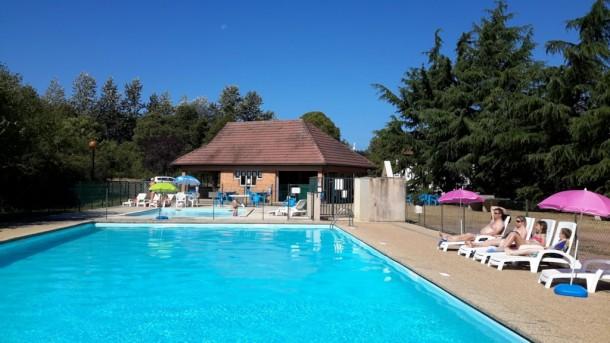 Ferienhaus Camping de Saulieu - Mini-chalet sans sanitaires Olga (2307603), Saulieu, Côte d'Or, Burgund, Frankreich, Bild 2