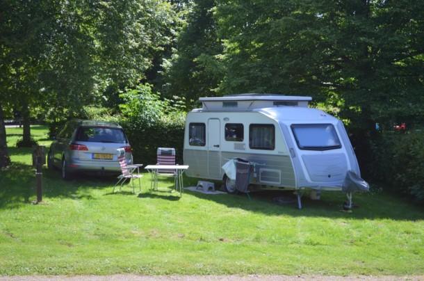 Ferienhaus Camping de Saulieu - Mini-chalet sans sanitaires Olga (2307603), Saulieu, Côte d'Or, Burgund, Frankreich, Bild 4