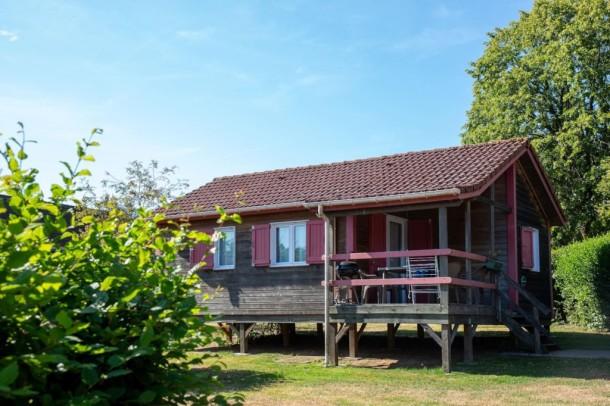 Ferienhaus Camping de Saulieu - Mini-chalet sans sanitaires Olga (2307603), Saulieu, Côte d'Or, Burgund, Frankreich, Bild 5
