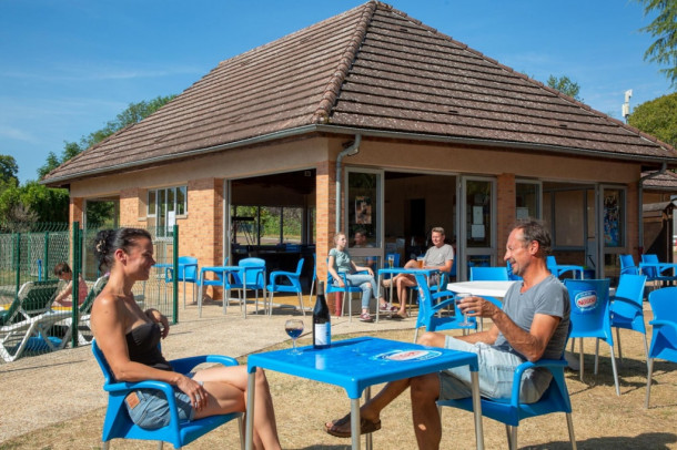 Ferienhaus Camping de Saulieu - Mini-chalet sans sanitaires Olga (2307603), Saulieu, Côte d'Or, Burgund, Frankreich, Bild 6