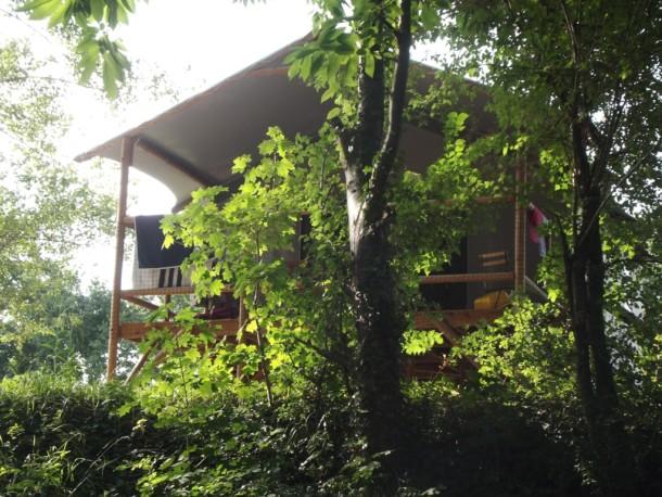 Ferienhaus Village Camping LES VIGNES - Gîte (2343706), Puy l'Évêque, Lot, Midi-Pyrénées, Frankreich, Bild 8