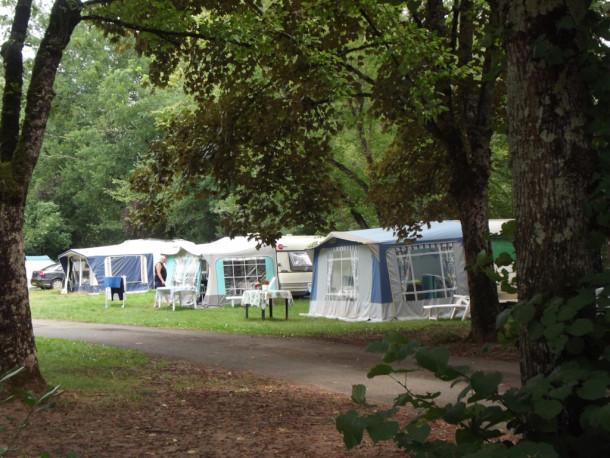 Ferienhaus Village Camping LES VIGNES - Cabane Lodge sur pilotis 2 chambres (2343707), Puy l'Évêque, Lot, Midi-Pyrénées, Frankreich, Bild 6