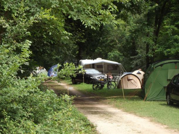 Ferienhaus Village Camping LES VIGNES - Cabane Lodge sur pilotis 2 chambres (2343707), Puy l'Évêque, Lot, Midi-Pyrénées, Frankreich, Bild 7