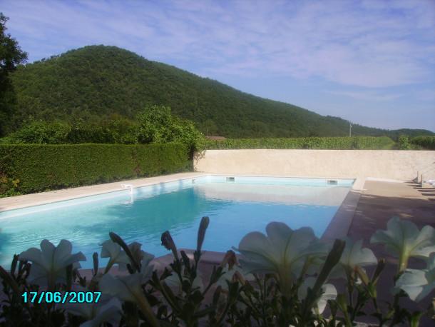 Ferienhaus Village Camping LES VIGNES - Cabane Lodge sur pilotis 2 chambres (2343707), Puy l'Évêque, Lot, Midi-Pyrénées, Frankreich, Bild 10