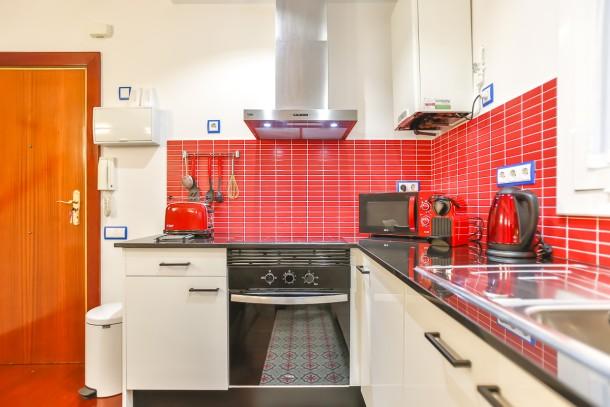 Ferienwohnung Appartement de vacances sur la Calle del Sin, à quelques mètres des plages de Sitges (2434285), Castelldefels, Costa del Garraf, Katalonien, Spanien, Bild 5