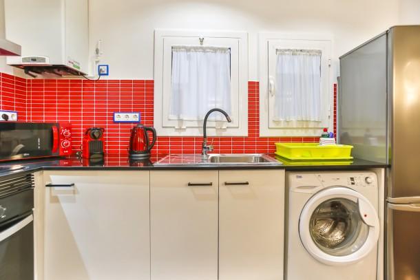 Ferienwohnung Appartement de vacances sur la Calle del Sin, à quelques mètres des plages de Sitges (2434285), Castelldefels, Costa del Garraf, Katalonien, Spanien, Bild 19
