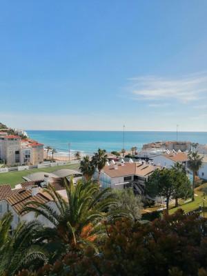 Ferienwohnung Appartement confortable avec de belles vues sur la plage d'Aiguadolç (2434303), Castelldefels, Costa del Garraf, Katalonien, Spanien, Bild 2