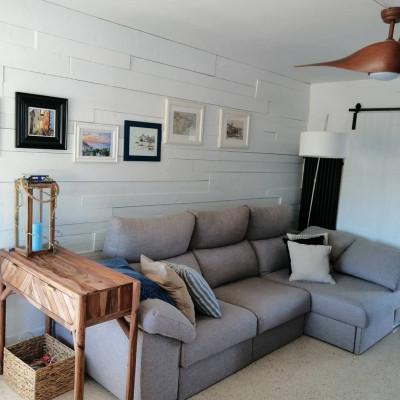 Ferienwohnung Appartement confortable avec de belles vues sur la plage d'Aiguadolç (2434303), Castelldefels, Costa del Garraf, Katalonien, Spanien, Bild 4