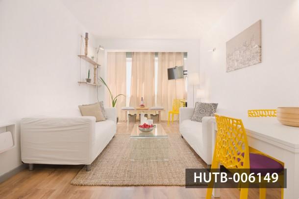 Ferienwohnung Appartement spacieux et confortable pour six personnes situé dans le centre de Sitges (2434304), Castelldefels, Costa del Garraf, Katalonien, Spanien, Bild 2