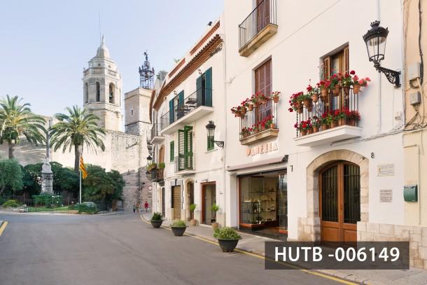 Ferienwohnung Appartement spacieux et confortable pour six personnes situé dans le centre de Sitges (2434304), Castelldefels, Costa del Garraf, Katalonien, Spanien, Bild 16