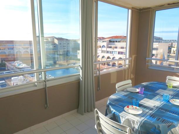 Ferienwohnung appartement 6 personnes (2362682), Sète, Mittelmeerküste Hérault, Languedoc-Roussillon, Frankreich, Bild 1