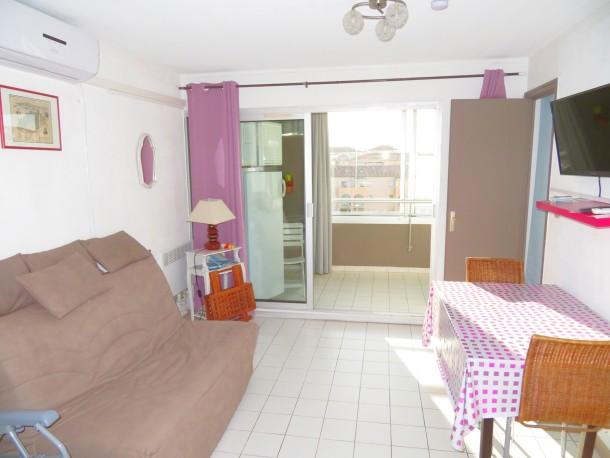 Ferienwohnung appartement 6 personnes (2362682), Sète, Mittelmeerküste Hérault, Languedoc-Roussillon, Frankreich, Bild 2