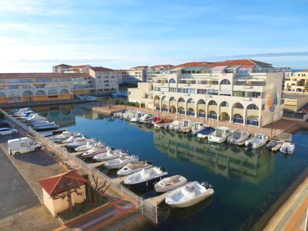Ferienwohnung appartement 6 personnes (2362682), Sète, Mittelmeerküste Hérault, Languedoc-Roussillon, Frankreich, Bild 4