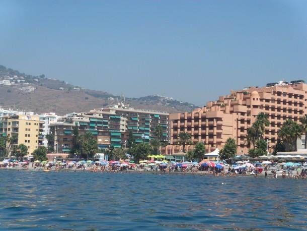 Carte Espagne Andalousie Almunecar.Vacances Au Soleil Almunecar Appartement 4 Personnes Ref 416391
