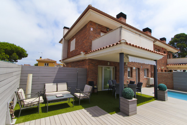 DREAM Townhouse with private pool in Cap Salou