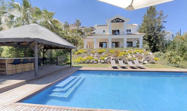 27175 Luxury Villa with heated pool