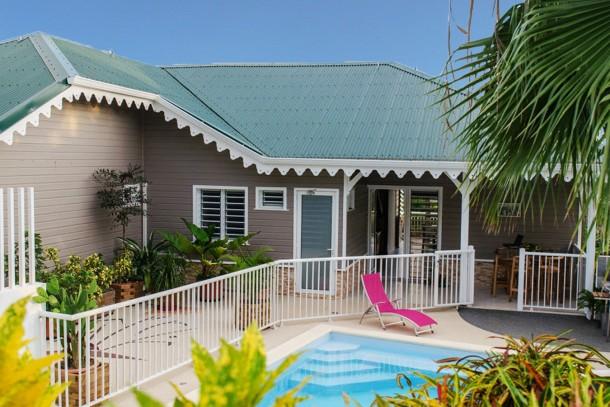Ferienhaus Villa with swimming pool (MQMA08) (2437061), Le Marin, Le Marin, Martinique, Karibische Inseln, Bild 1