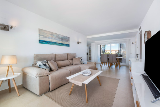 Appartement de vacances Apartment for 6 people with sea view/first line, pool, garage, Panorama Mar,  Utopia (2610492), Torrevieja, Costa Blanca, Valence, Espagne, image 2