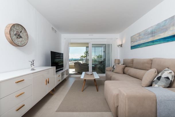 Appartement de vacances Apartment for 6 people with sea view/first line, pool, garage, Panorama Mar,  Utopia (2610492), Torrevieja, Costa Blanca, Valence, Espagne, image 3