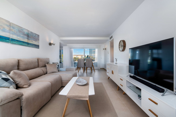 Appartement de vacances Apartment for 6 people with sea view/first line, pool, garage, Panorama Mar,  Utopia (2610492), Torrevieja, Costa Blanca, Valence, Espagne, image 4