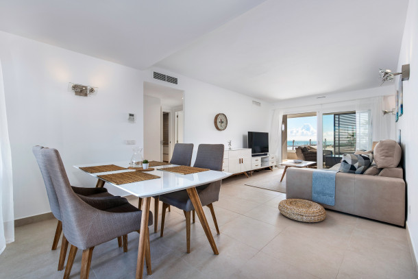 Appartement de vacances Apartment for 6 people with sea view/first line, pool, garage, Panorama Mar,  Utopia (2610492), Torrevieja, Costa Blanca, Valence, Espagne, image 5