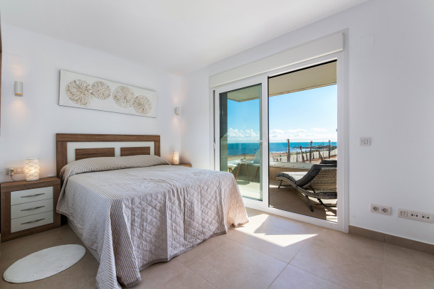 Appartement de vacances Apartment for 6 people with sea view/first line, pool, garage, Panorama Mar,  Utopia (2610492), Torrevieja, Costa Blanca, Valence, Espagne, image 9