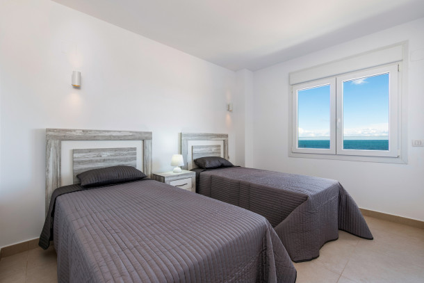 Appartement de vacances Apartment for 6 people with sea view/first line, pool, garage, Panorama Mar,  Utopia (2610492), Torrevieja, Costa Blanca, Valence, Espagne, image 12