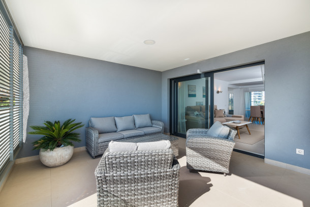 Appartement de vacances Apartment for 6 people with sea view/first line, pool, garage, Panorama Mar,  Utopia (2610492), Torrevieja, Costa Blanca, Valence, Espagne, image 17