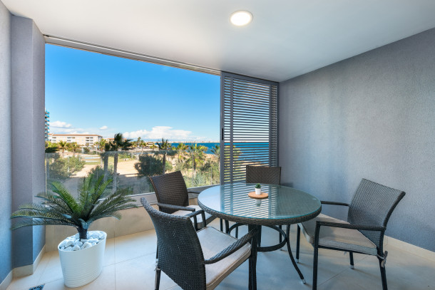 Appartement de vacances Apartment for 6 people with sea view/first line, pool, garage, Panorama Mar,  Utopia (2610492), Torrevieja, Costa Blanca, Valence, Espagne, image 19