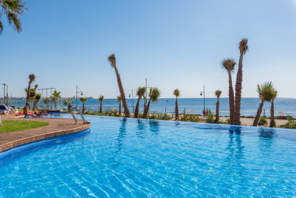 Appartement de vacances Apartment for 6 people with sea view/first line, pool, garage, Panorama Mar,  Utopia (2610492), Torrevieja, Costa Blanca, Valence, Espagne, image 21