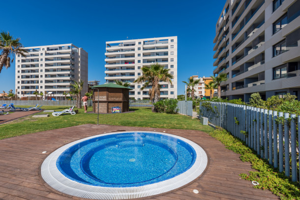 Appartement de vacances Apartment for 6 people with sea view/first line, pool, garage, Panorama Mar,  Utopia (2610492), Torrevieja, Costa Blanca, Valence, Espagne, image 22