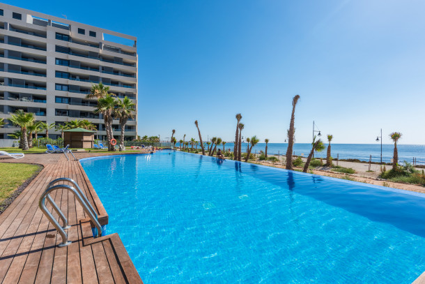 Appartement de vacances Apartment for 6 people with sea view/first line, pool, garage, Panorama Mar,  Utopia (2610492), Torrevieja, Costa Blanca, Valence, Espagne, image 24