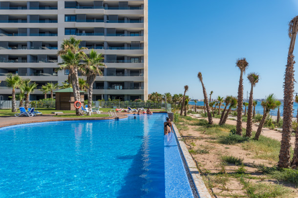 Appartement de vacances Apartment for 6 people with sea view/first line, pool, garage, Panorama Mar,  Utopia (2610492), Torrevieja, Costa Blanca, Valence, Espagne, image 25