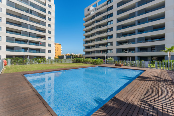 Appartement de vacances Apartment for 6 people with sea view/first line, pool, garage, Panorama Mar,  Utopia (2610492), Torrevieja, Costa Blanca, Valence, Espagne, image 26