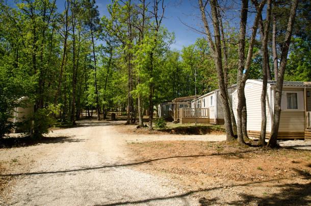 Ferienhaus Camping l' Evasion - MH XXL 4chambres 10 personnes (2576790), Puy l'Évêque, Lot, Midi-Pyrénées, Frankreich, Bild 3