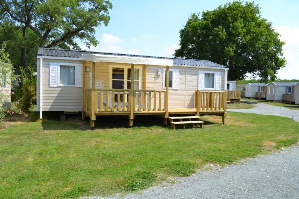 Ferienhaus Camping l' Evasion - MH XXL 4chambres 10 personnes (2576790), Puy l'Évêque, Lot, Midi-Pyrénées, Frankreich, Bild 10